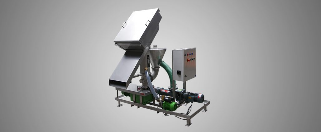 Micro Vacuum Gødningsseparator
